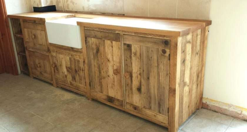 Fresh Standing Kitchen Sink Units Used