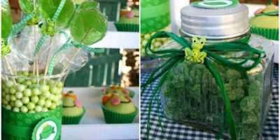 Frog Garden Birthday Party Ideas Printables