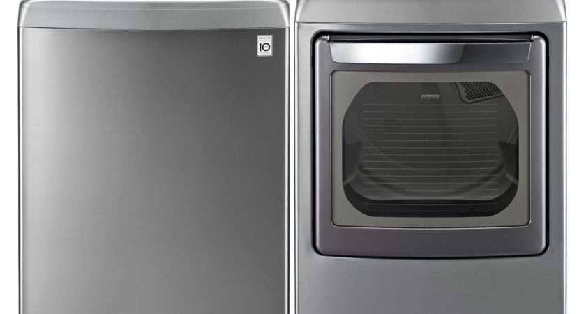 Front Control Top Load Washer Cfsteam Electric Dryers