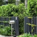 Front Garden Metal Fencing Ideas Get Good Shape