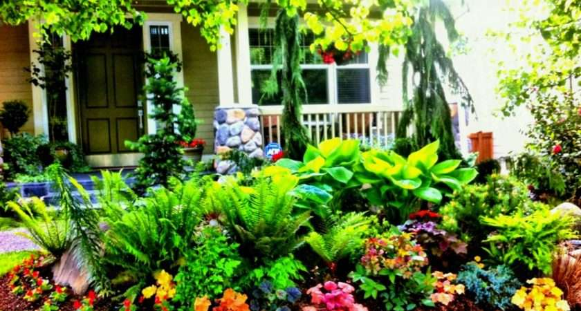 Front House Landscaping Ideas Yard Diy