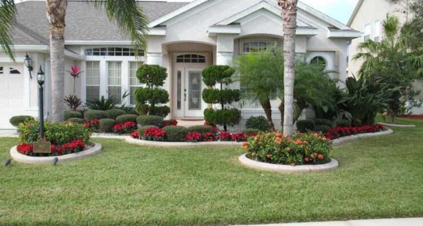 Front Yard Landscape Plans Must Homesfeed