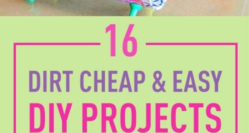 Fun Easy Crafts Home Craft Ideas