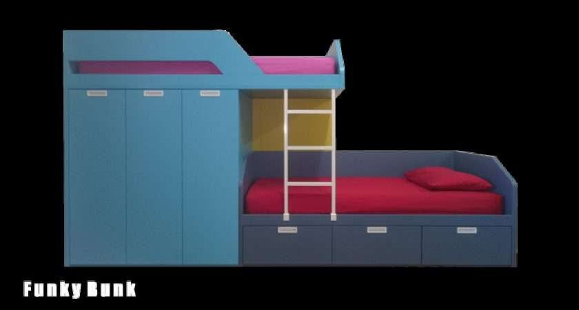 Funky Bunk Bed