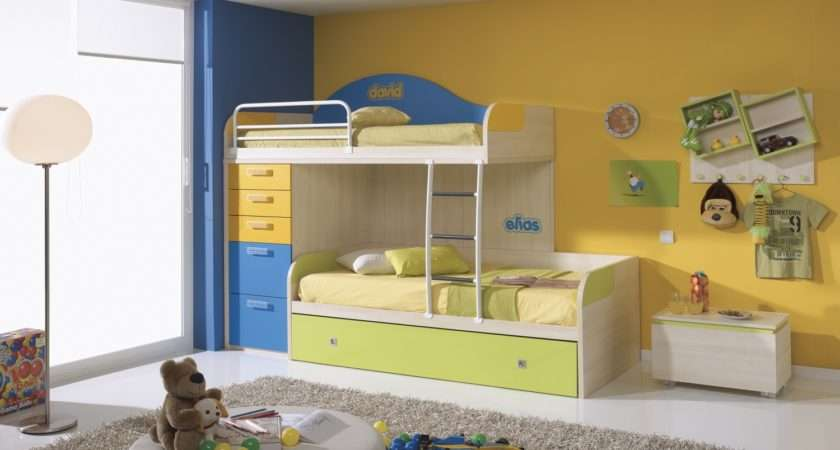 Funky Bunk Ref Tribu Bed Drawers Trundle