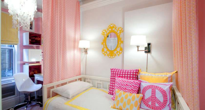 Funky Teen Girl Bedrooms Native Home Garden Design