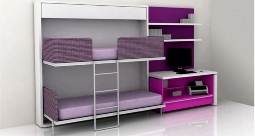 Furniture Designs Small Spaces Transformable