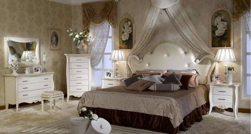 Furniture French Style Bedroom Romantic