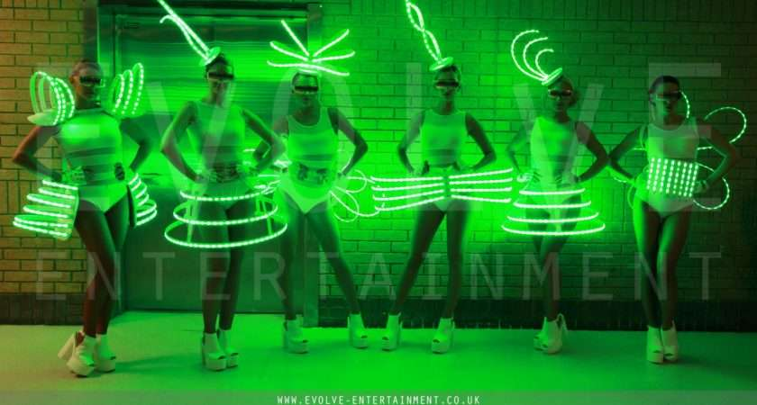 Futuristic Theme Parties Events