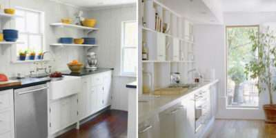 Galley Kitchen Redmond Remodel Ideas