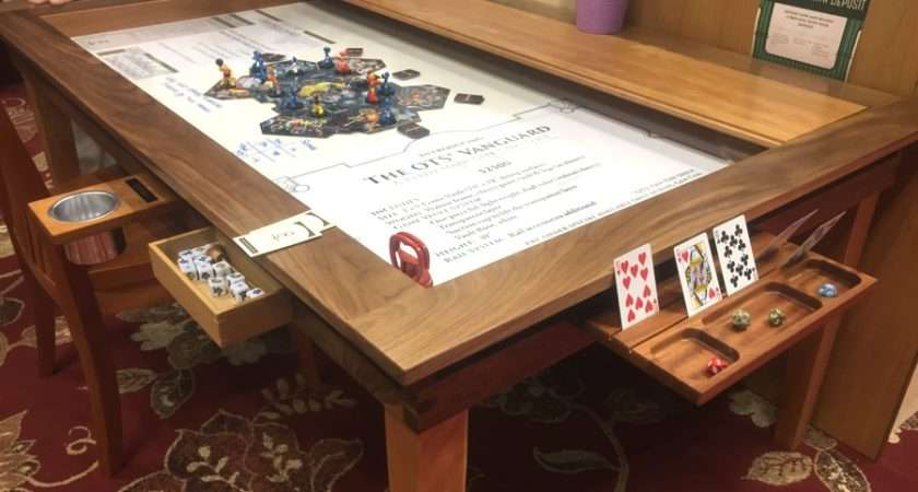 Game Toppers Every Table Board