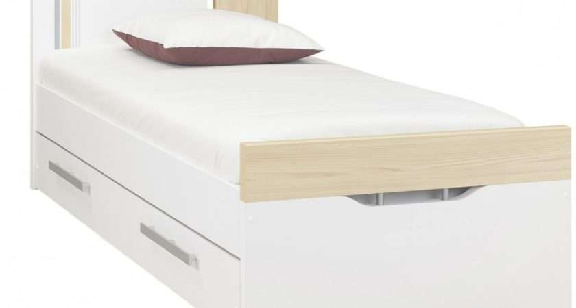 Gami Titouan Single Bed Underbed Drawer
