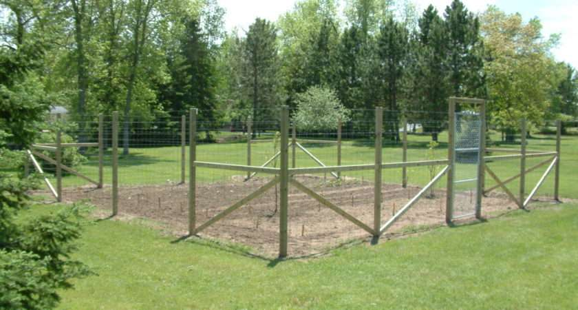 Garden Deer Fence Delta Construction