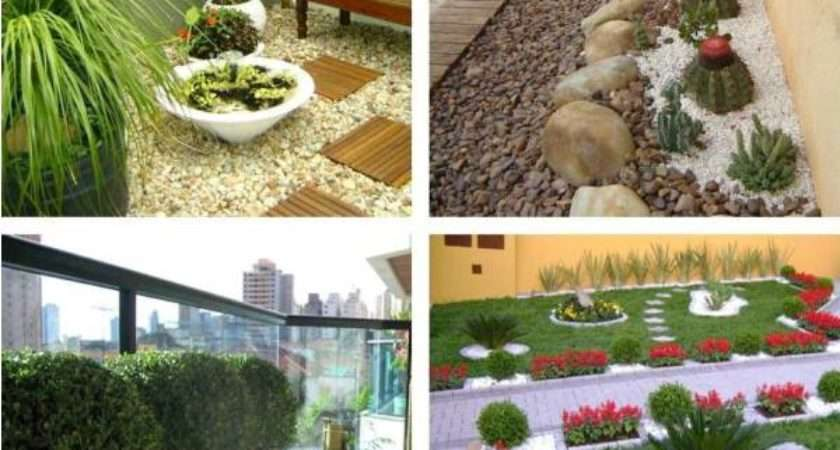 Garden Design Ideas Pebbles Home