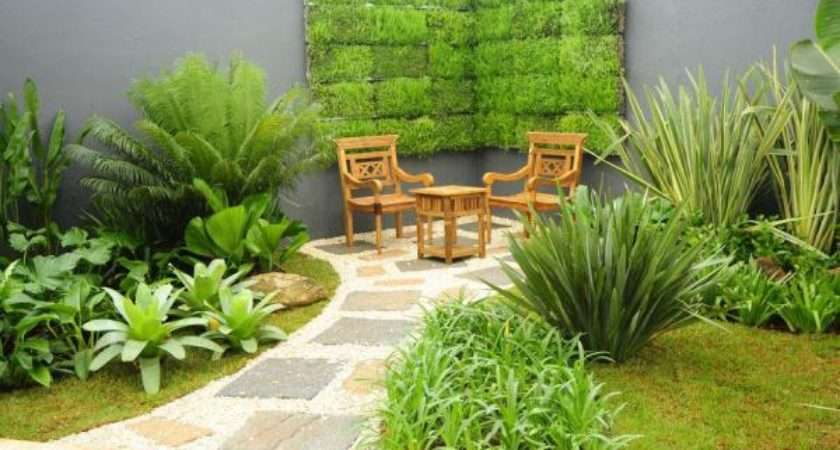 Garden Design Ideas Pebbles