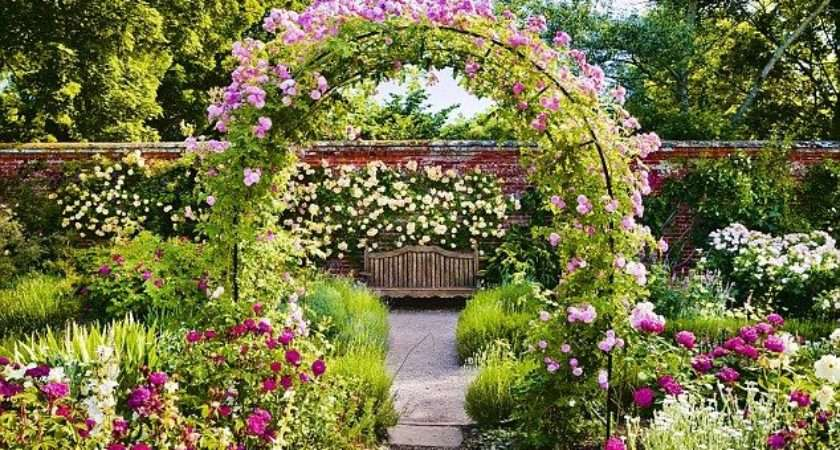 Garden Plans Roses Ready These Best Gardens