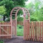 Garden Wood Arches Superb Ideas Houz Buzz