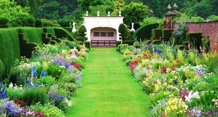 Gardens Visit Cheshire Near Chester Like Arley Hall