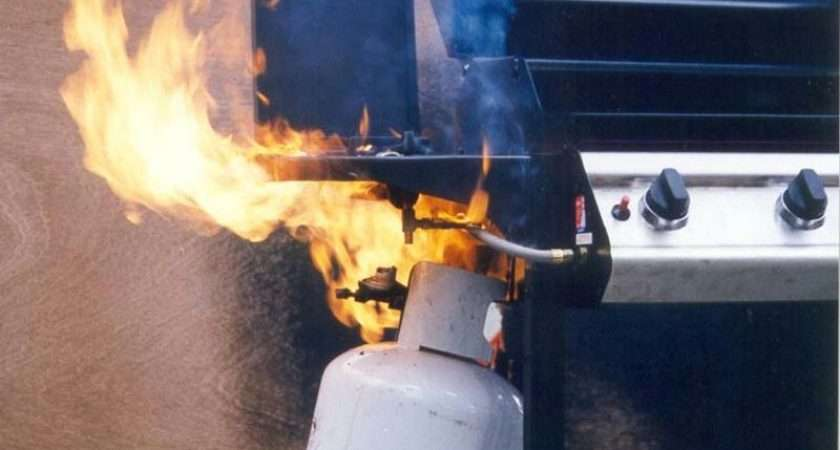 Gas Barbecue Safety