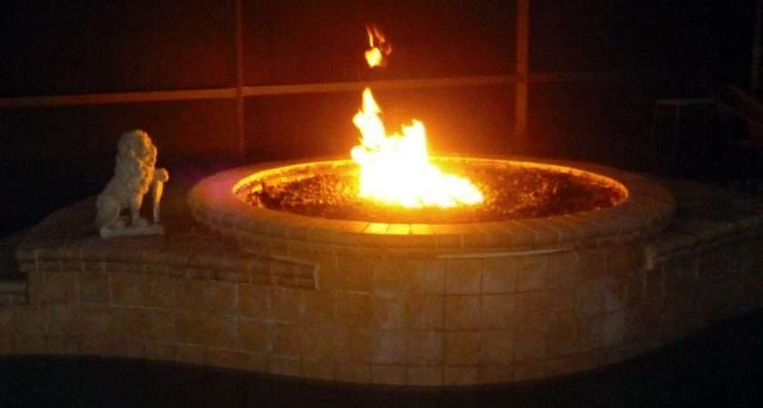 Gas Fire Effect Outdoor Effects Pinterest