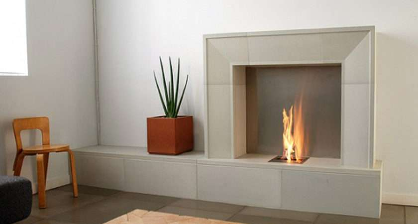 Gas Fireplace Ideas One Total Contemporary