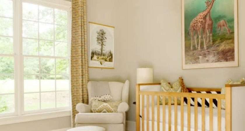Gender Neutral Nursery Color Schemes Project