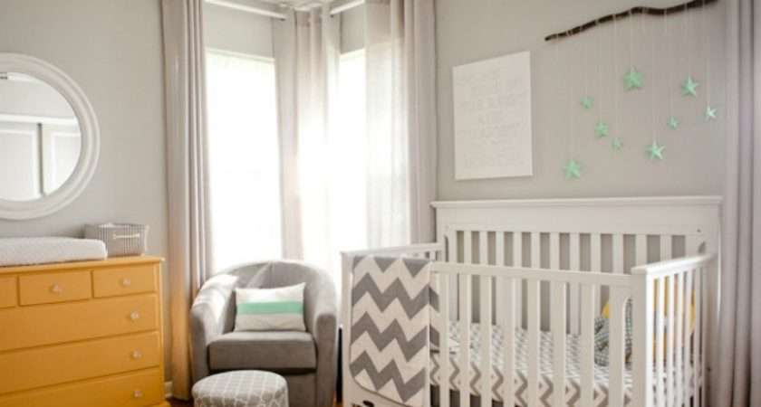 Gender Neutral Nursery Ideas Unisex Color