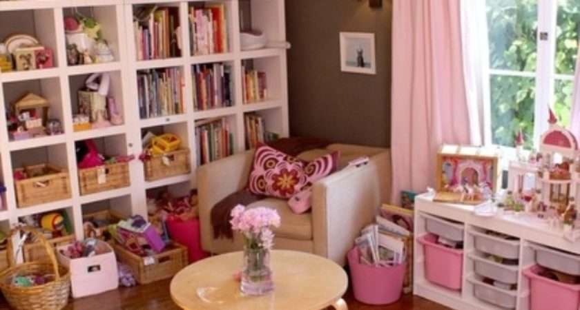 Generate Kids Playroom Lot More Enjoyable