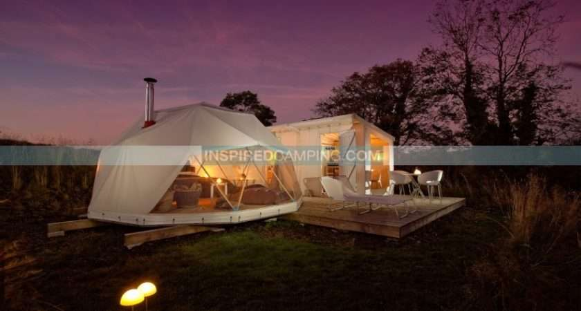 George Clarke Amazing Spaces Revolution Inspired Camping