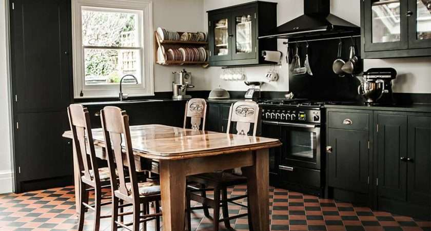 Georgian Victorian Style Kitchens Period Living