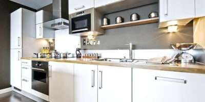 Get Affordable High Gloss White Kitchen Doors Modern Kitchens