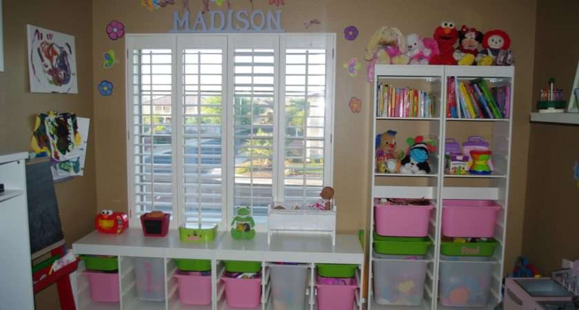 Get Realistic Storage Idea Storing Your Little Baby Toys