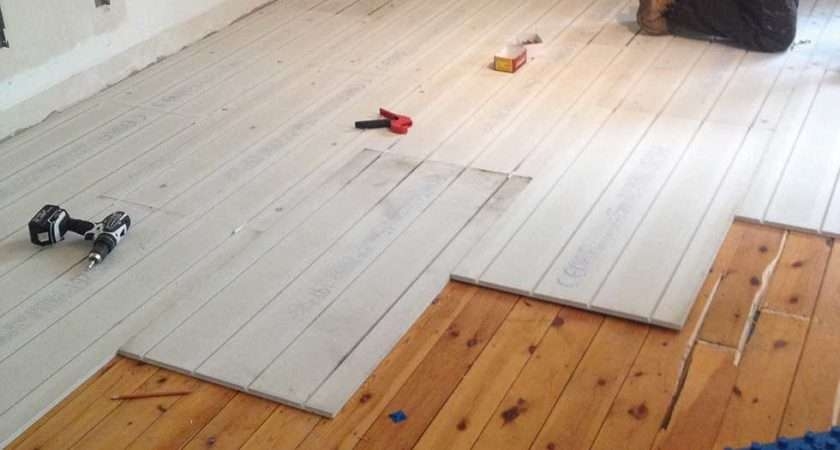 Get Underfloor Heating Right Homebuilding