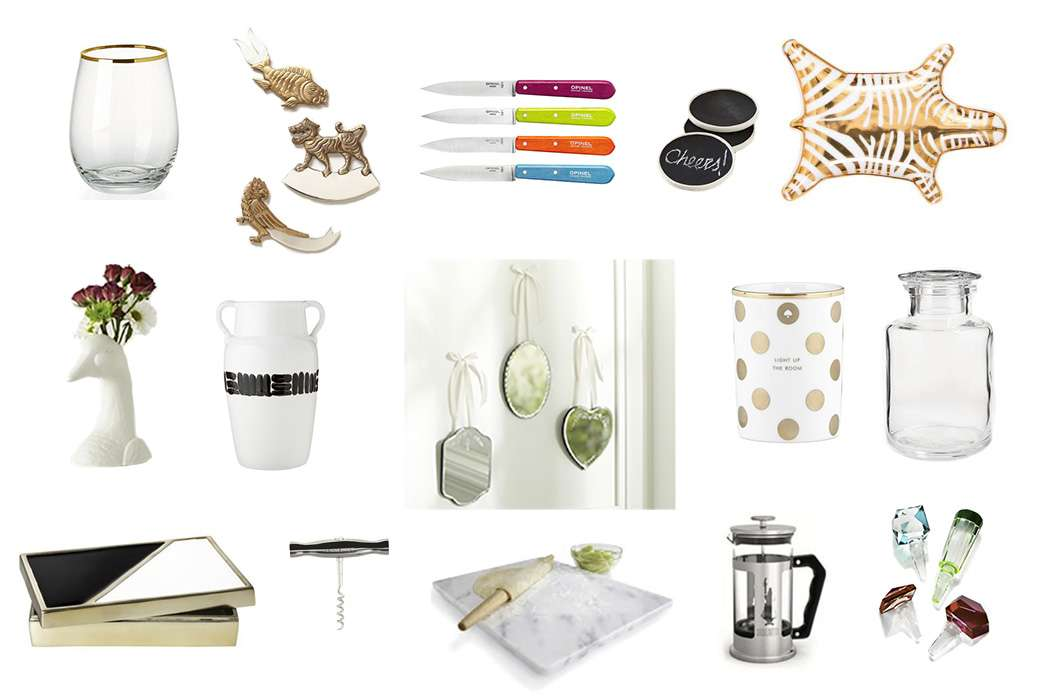 Gift Guide Ideas Under Chic Affordable Home Decor