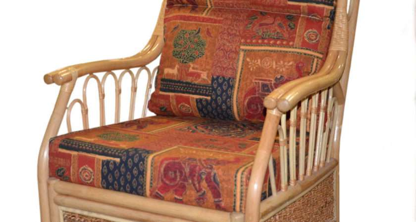 Gilda New Cane Chair Cushions Covers Only Wicker Rattan