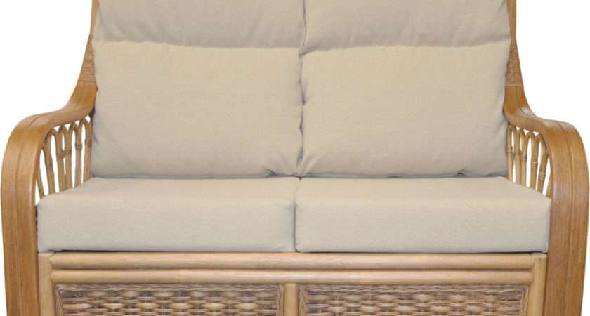 Gilda Replacement Cane Furniture Sofa Cushions Covers