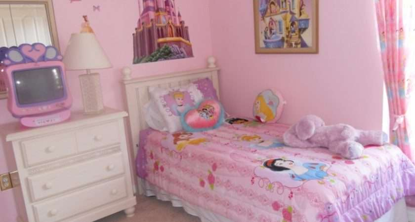 Girl Bedroom Ideas Pink Gril Little