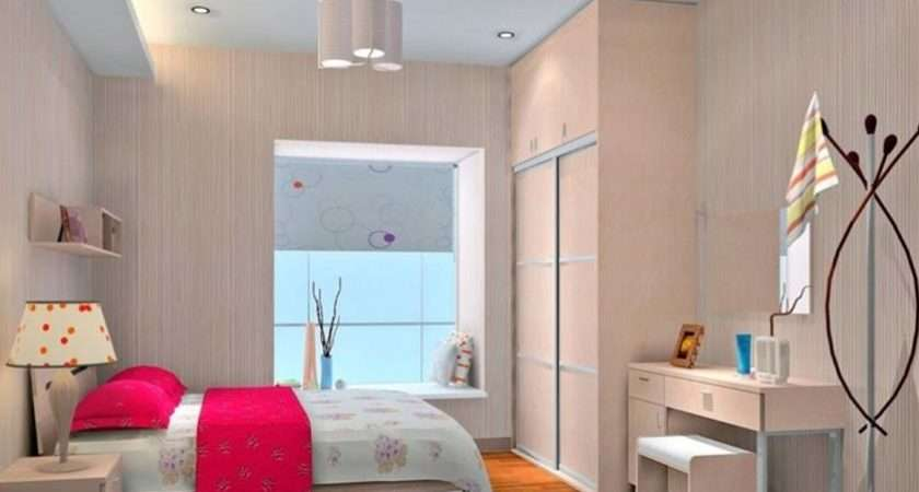 Girls Bedroom Design Tips Minimalist Style Home Ideas