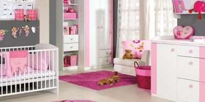 Girls Bedroom Magnificent Pink Purple Girl