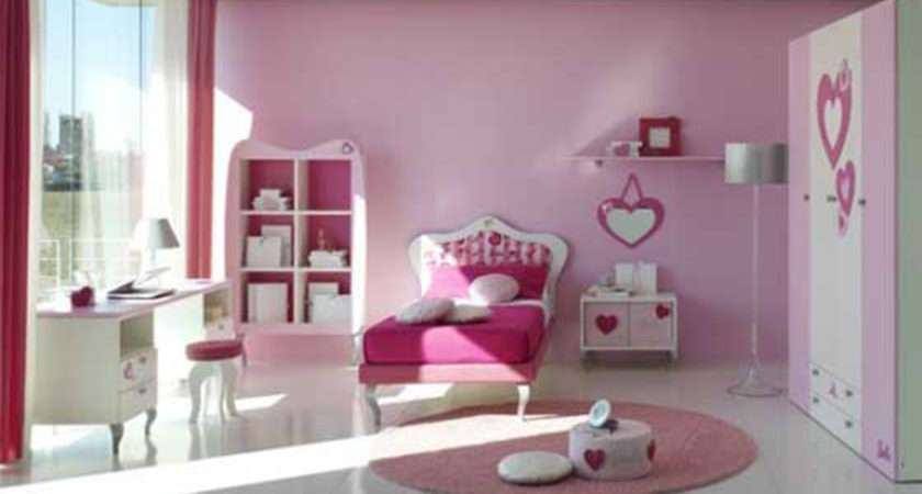 Girls Room Decor One Total Photos Modern Casual Pink Teenage