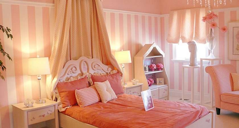 Girls Room Paint Ideas Color Girl Wall Decor Rooms