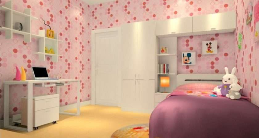 Girls Room Wallpapersafari