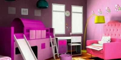 Girly Bedroom Design Audidatlevante