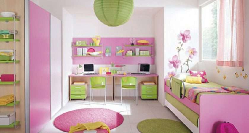 Girly Kids Room Decor Ideas One Total Cozy Girl