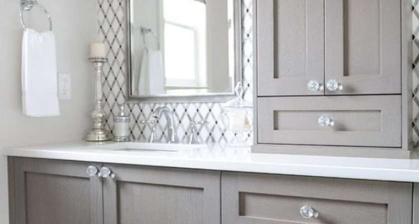Give Your Bathroom Budget Freindly Makeover Confettistyle