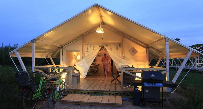 Glamping Tuscany Italy Podere Pianetti