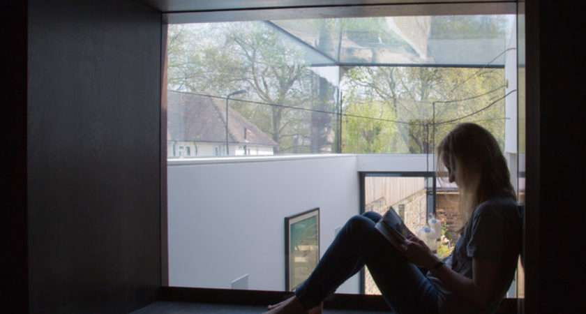 Glass Box Project Contemporary Living Room London