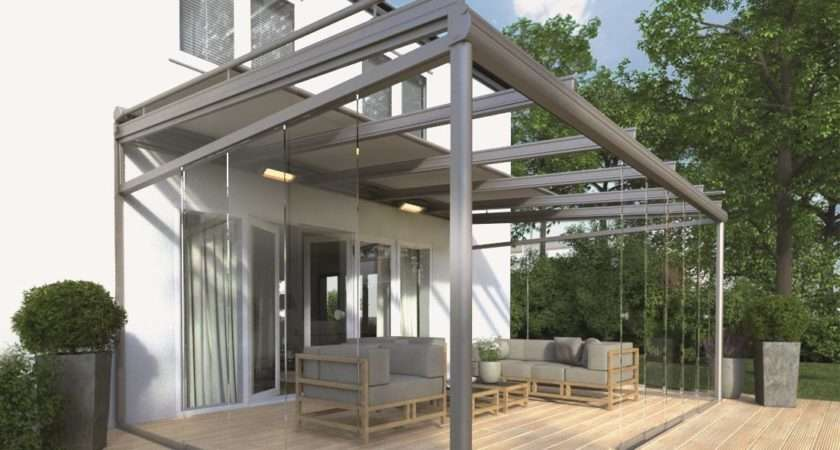 Glass Conservatories Modern Solution