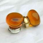 Glass Cupboard Knobs Period Ironmongery Leominster Reclamation