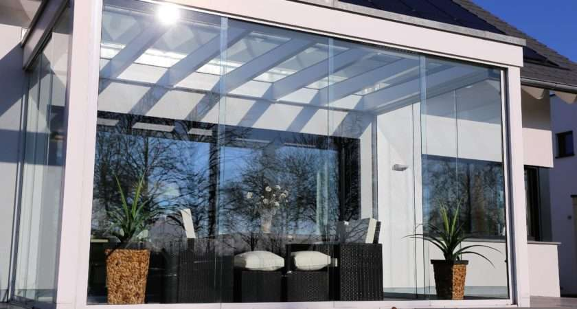 Glass Extensions Conservatory